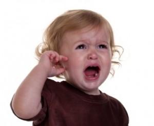 Child earache